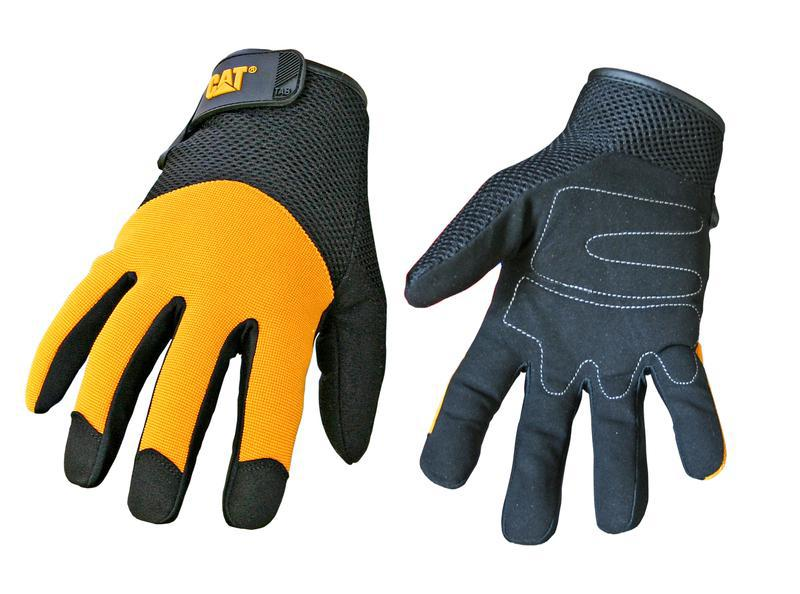 CAT012215L MECHPAD LG GLOVE