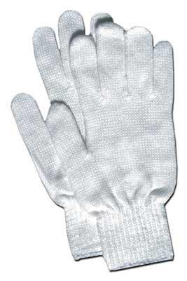 301W LADIES WH KNIT GLOVE