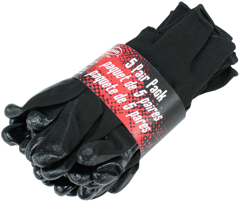 7850N 5K NITRILE PALM GLOVE