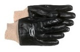 4221 BLACK PVC COATED GLOVE