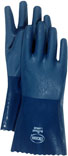 7014 14 IN. BLUE NITRILE GLOVE