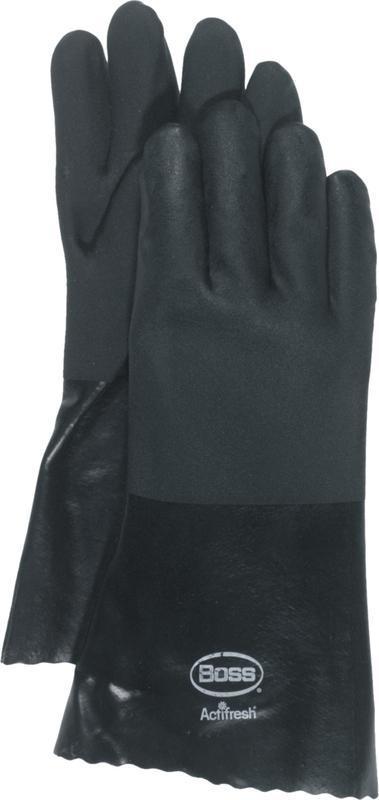 4217 14 IN. BLACK PVC GLOVE