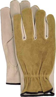 4062M MED LEATHER PALM GLOVE