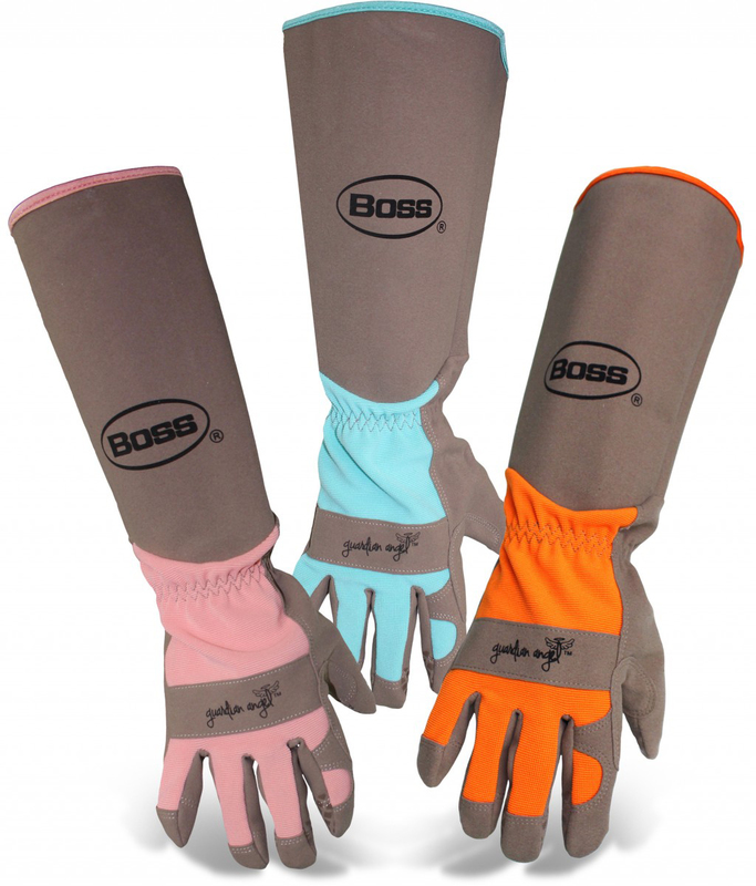 8419B LADIES EXT GARDEN GLOVES