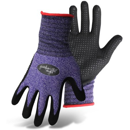 8444S DOTTED NITRILE GLOVE