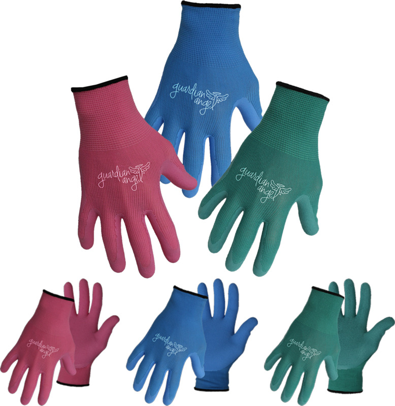 GLOVES LADIES LATEX PALM SMALL