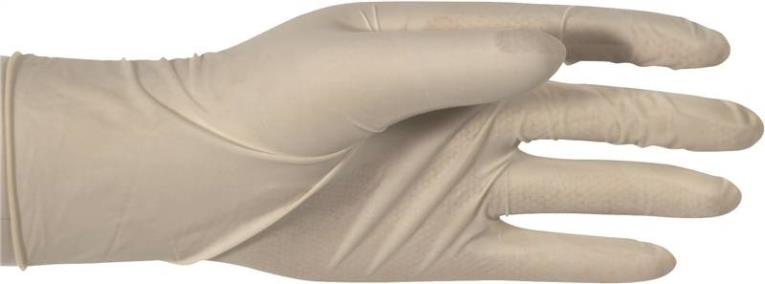 Boss 85 Disposable Reversible Protective Gloves, One Size, Nitrile