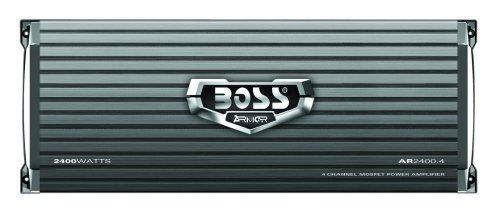 Boss Armor 4CH Amplifier 2400W Max