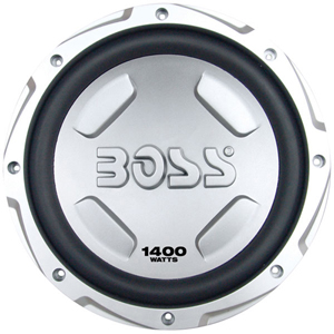 "Boss 12"" Woofer 1400W Max 4 Ohm SVC"