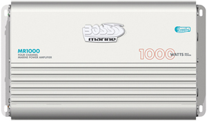 Boss Marine 4CH Mosfet Power Amplifier 1000W