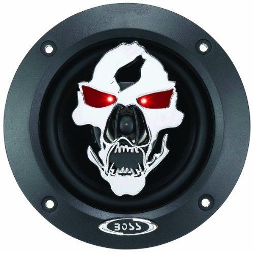 """Boss Phantom Skull 4"""" 2-Way Speaker 250W Max"""