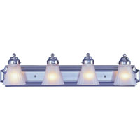 4 Light Satin Nickel Vanity Fixture