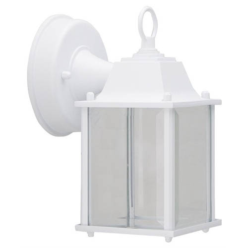 LANTERN WALL LED OUTDOOR WH