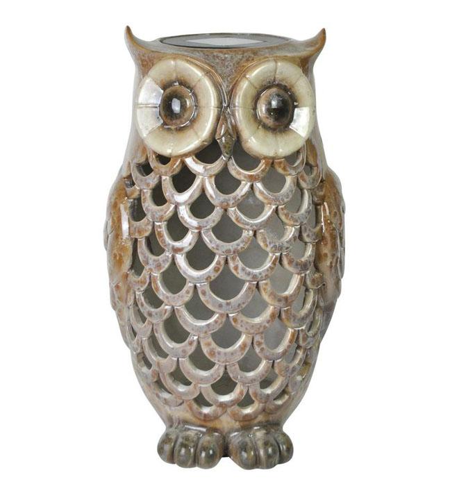 STICK LIGHT BLU BIRD/OWL SOLAR