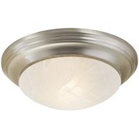 Boston Harbor 563118BN Ceiling Fixture, A19/CFL, 75/18 W, 1 Lamp