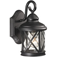 Boston Harbor LT-H01 Porch Light Fixture, 60 W, 1 Lamp