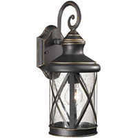Boston Harbor LT-H04 Porch Light Fixture, 60 W, 1 Lamp