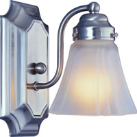 Boston Harbor RF-V-041-BN-3L Vanity Fixture, 60 W, 1 Light