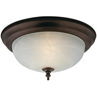 Boston Harbor F51WH02-1005-ORB Ceiling Fixture, 60 W, 2 Lamp