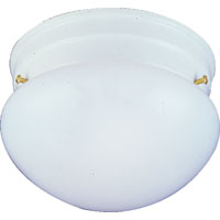 Boston Harbor F13WH01-68543L Round Ceiling Fixture, 60 W, 1 Lamp