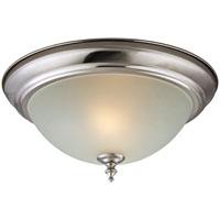 Boston Harbor F51WH02-1005-BN Ceiling Fixture, 60 W, 2 Lamp