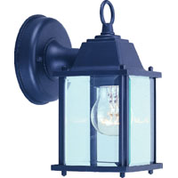 Boston Harbor AL1037-53L Lantern Small Porch Light Fixture, Medium, 60 W, 1 Lamp