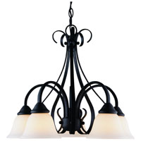 Boston Harbor F3-5C Chandelier, 60 W, Medium , Base, 5 Lamp