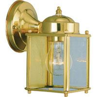 Boston Harbor 4000NH-2-3L Lantern Porch Light Fixture, Medium, 60 W, 1 Lamp