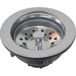 WorldWide Sourcing 80371 Sink Basket Strainer Assembly, Plastic