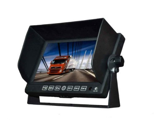 "BOYO Vision VTM7012 7"" Rearview Color Monitor"