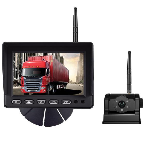 BOYO Vision VTCRH1 VTCRH1 2.4 GHz Wireless 1-Channel AHD Vehicle Backup System