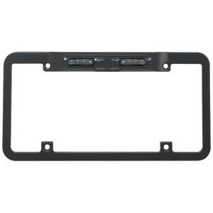 BOYO VTL300CIR Full-Frame License Plate Camera with Night Vision (Black)