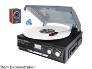BOYTONE BT37BC BLUETOOTH 3 SPEED STEREO TURNTABLE WIRELESS