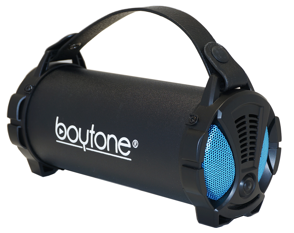 BOYTONE BT-38BL BLUE PORTABLE BLUETOOTH INDOOR AND OUTDOOR