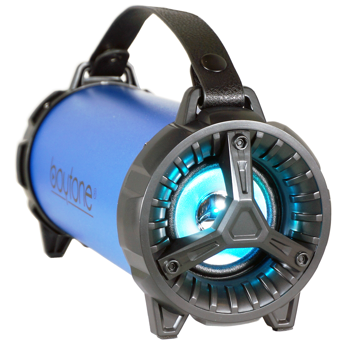 BOYTONE BT-40BL BLUE PORTABLE BLUETOOTH INDOOR AND OUTDOOR