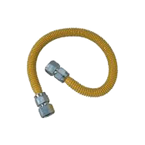 1/2 FIP X 1/2 FIP X 48 Fitting GAS Connector