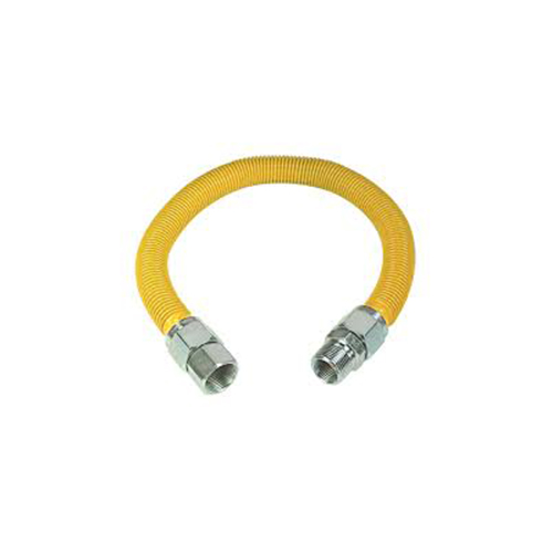 3/4 FIP X 3/4 FIP X 24 Fitting GAS Connector