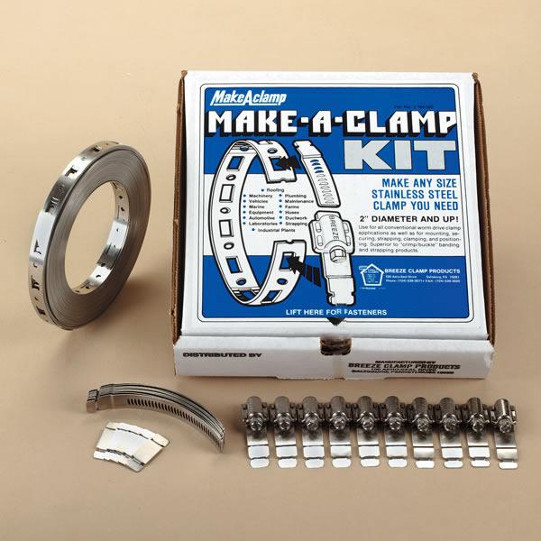 Make-a-clamp Mini-kit