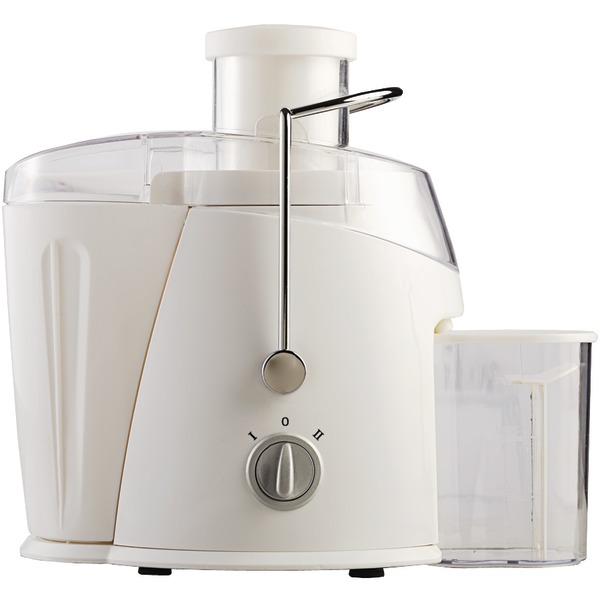 Brentwood Appliances JC-452W 350ml Juice Extractor, 400 Watts (White)