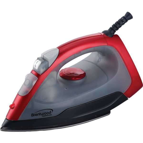 Brentwood Appliances MPI-54 Nonstick Steam/Dry, Spray Iron