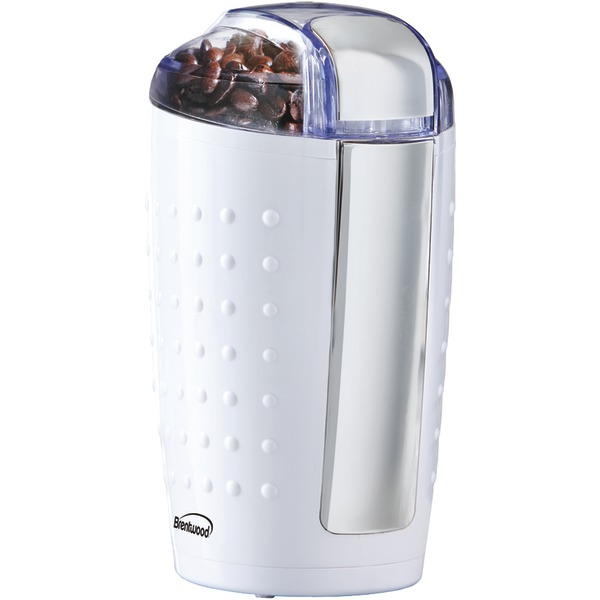 Brentwood Appliances CG-158W Coffee Grinder (White)