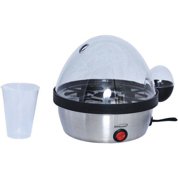 Brentwood Appliances TS-1040S Electric Egg Cooker