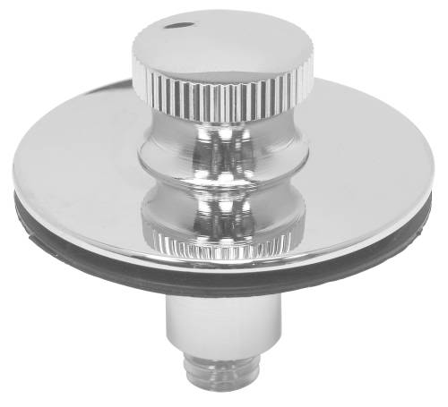 SAYCO� LIFT-AND-TURN BATHTUB STOPPER ASSEMBLY, CHROME