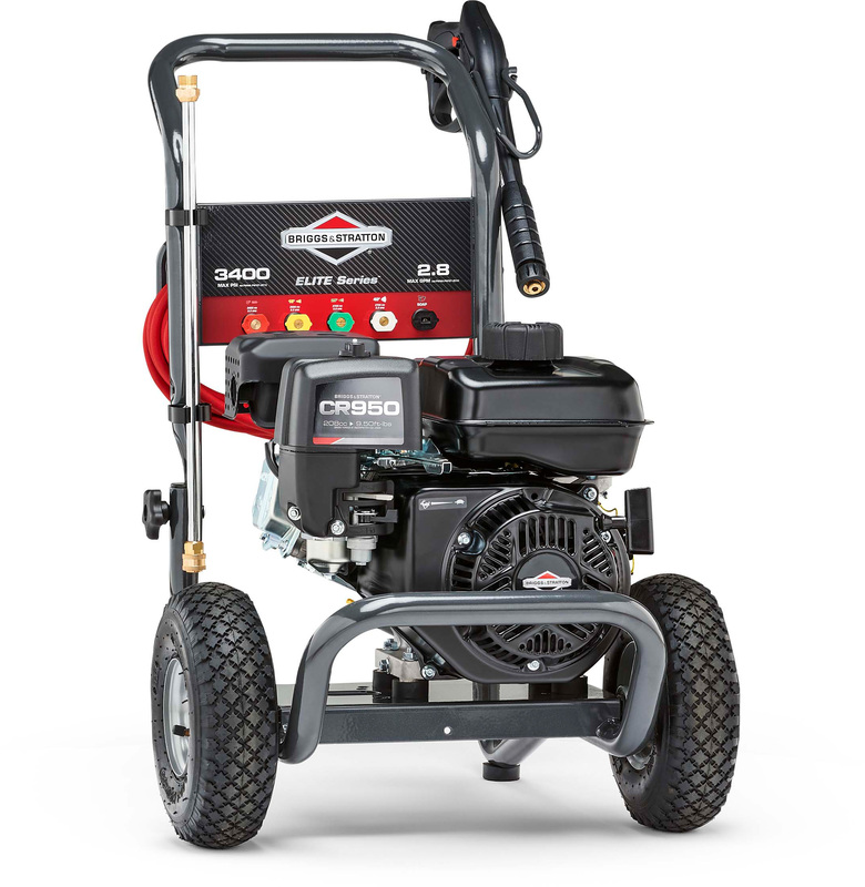 020775 3400PSI PRESSURE WASHER
