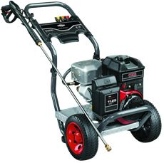 BRIGGS & STRATTON GAS PRESSURE WASHER 3400 PSI