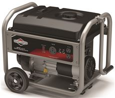 BRIGGS AND STRATTON 3500 WATT PORTABLE GENERATOR