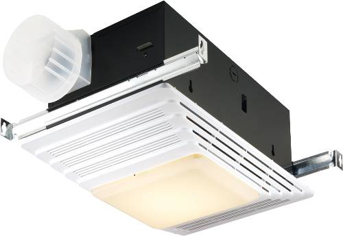 Broan Manufacturing BROAN EXHAUST FAN/HEATER/LIGHT 3-IN-1  70 CFM per EA at Sears.com