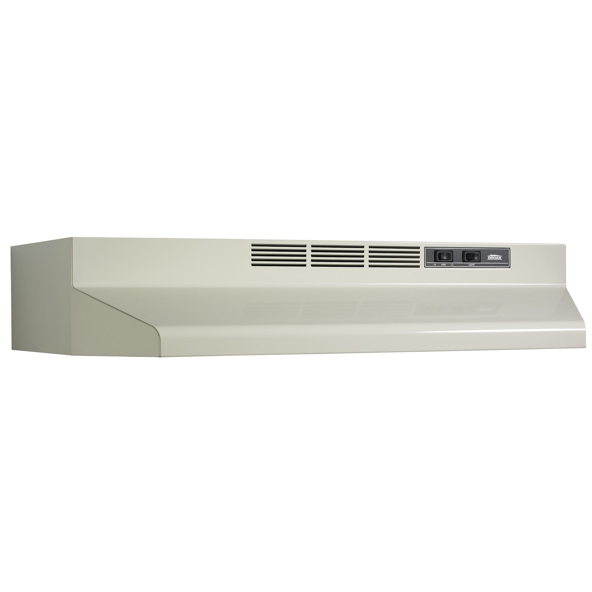01413611 Broan-Nutone 36N Ductless White Economy