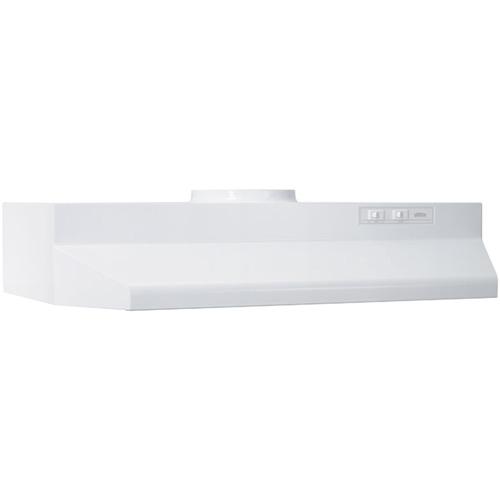 01423611 Broan-Nutone 36N 7N Round White Economy