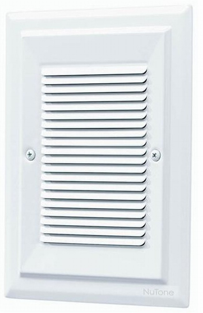 8 Note Built in Door Chime White